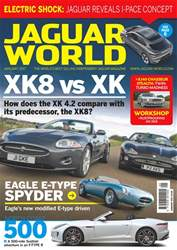 No. 179 XK8 vs XK issue No. 179 XK8 vs XK