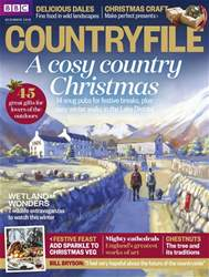 BBC Countryfile Magazine Magazine Cover