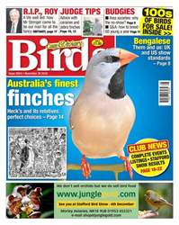 No. 5934 Australia's Finest Finches issue No. 5934 Australia's Finest Finches