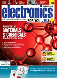 Electronics For You issue Electronics For You