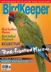 BirdKeeper Vol 29 Iss 6 issue BirdKeeper Vol 29 Iss 6
