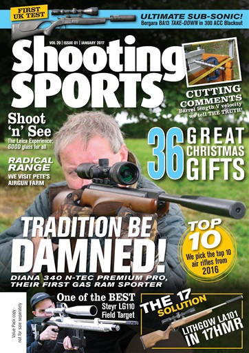 Shooting Sports Preview
