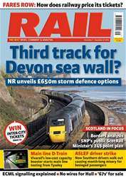 Rail Magazine Cover