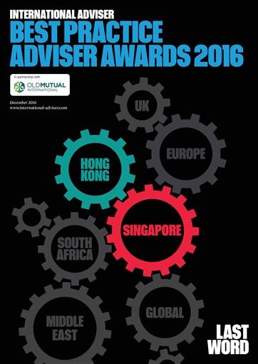 International Adviser Preview