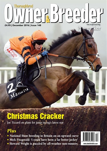 Thoroughbred Owner and Breeder Preview