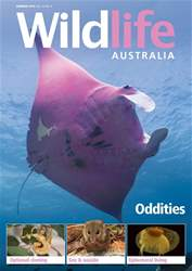 Wildlife Australia Magazine Summer 2016 issue Wildlife Australia Magazine Summer 2016