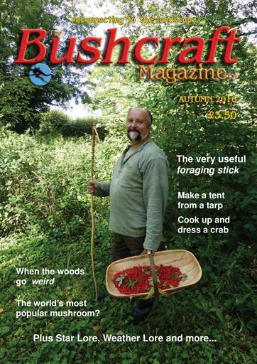 Bushcraft Magazine Preview