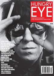 Hungry Eye Magazine Cover