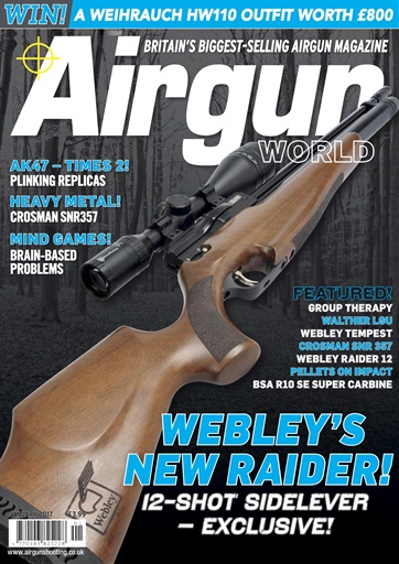 Airgun World Digital Issue