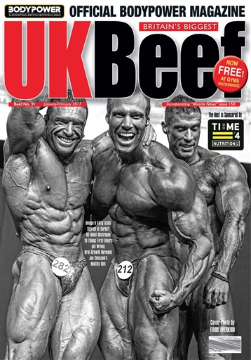 The Beef Magazine Preview