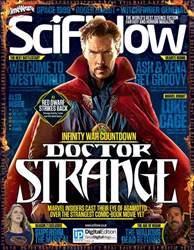 SciFiNow Magazine Cover