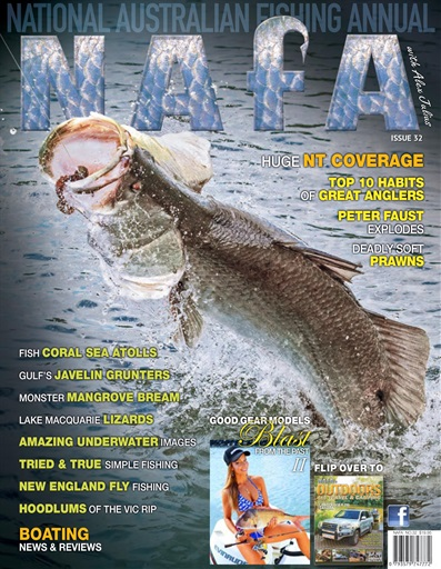 National Australian Fishing Annual (NAFA) Preview