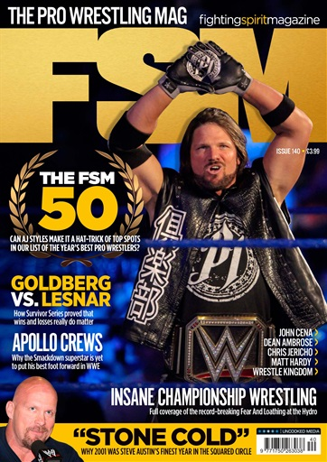 Fighting Spirit Magazine Digital Issue