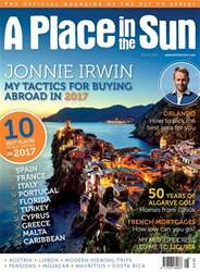 A Place in the Sun Winter 2016 issue A Place in the Sun Winter 2016