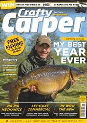 Crafty Carper January 2017 issue Crafty Carper January 2017
