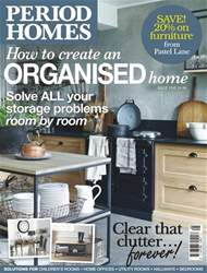 No. 5 How To Create An Organised Home issue No. 5 How To Create An Organised Home