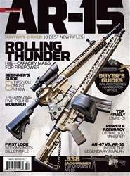 AR 15 Re-Release 2016 issue AR 15 Re-Release 2016