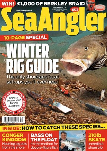 Sea Angler Preview