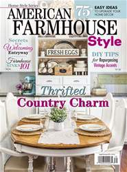 American Farmhouse Style Win-Spr 2016 issue American Farmhouse Style Win-Spr 2016