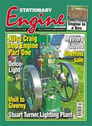 No. 515 Ailsa Craig Imp Engine Part One issue No. 515 Ailsa Craig Imp Engine Part One