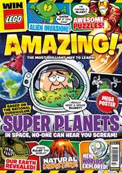 Issue 27 - Super Planets! issue Issue 27 - Super Planets!