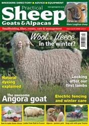 No.15 Wool & Fleece In The Winter?  issue No.15 Wool & Fleece In The Winter?