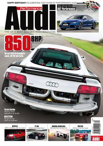 Performance Audi Magazine Digital Issue