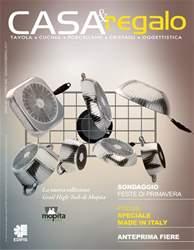 Casa&regalo - Gennaio/Febbraio 608 issue Casa&regalo - Gennaio/Febbraio 608