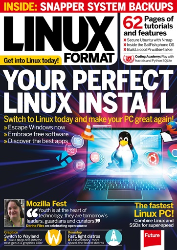 Linux Format Preview