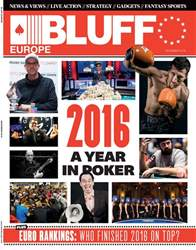 Bluff Europe December 2016 issue Bluff Europe December 2016