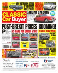 No. 362 Post-Brexit Prices Booming!  issue No. 362 Post-Brexit Prices Booming!