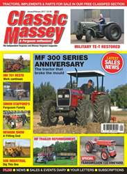 No. 66 MF 300 Series Anniversary  issue No. 66 MF 300 Series Anniversary