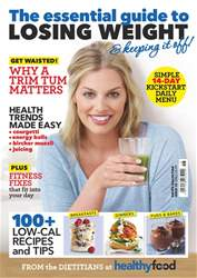 The Essential Guide to Losing Weight Recipe Collection issue The Essential Guide to Losing Weight Recipe Collection