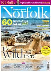 EDP Norfolk Magazine Cover