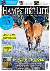 Hampshire Life Magazine Cover