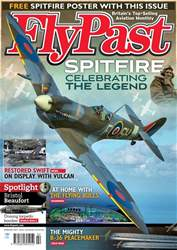 FlyPast Magazine Cover
