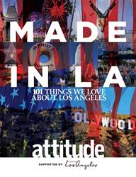 MADE IN LA issue MADE IN LA