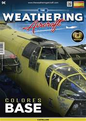THE WEATHERING AIRCRAFT 4: COLORES BASE issue THE WEATHERING AIRCRAFT 4: COLORES BASE