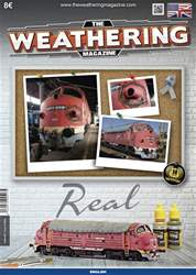 The Weathering Magazine Magazine Cover