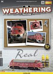 THE WEATHERING MAGAZINE NÚMERO 18: REAL issue THE WEATHERING MAGAZINE NÚMERO 18: REAL