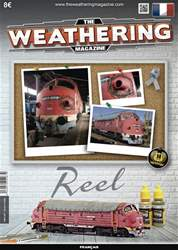 THE WEATHERING MAGAZINE 18: RÉEL issue THE WEATHERING MAGAZINE 18: RÉEL