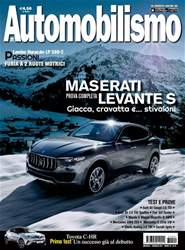 Automobilismo 1 2017 issue Automobilismo 1 2017