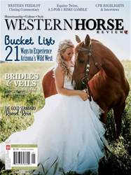 Western Horse Review January/February 2017 Issue issue Western Horse Review January/February 2017 Issue
