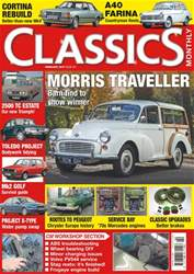 No. 251 Morris Traveller  issue No. 251 Morris Traveller