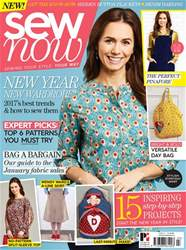Sew Now 03 issue Sew Now 03
