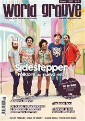 World Groove Magazine Cover