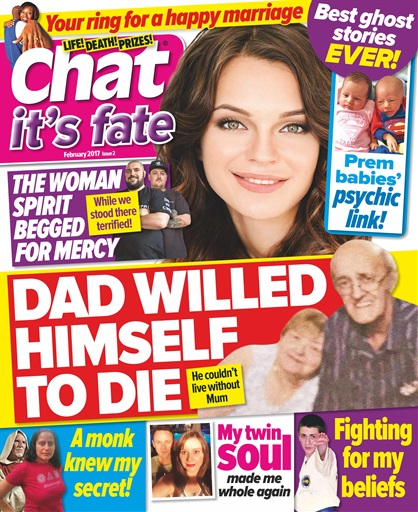 Chat Its Fate Digital Issue