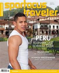 Spartacus Traveler – Januar - März 2017 issue Spartacus Traveler – Januar - März 2017