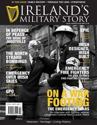 Irelands military story winter 2016 issue Irelands military story winter 2016