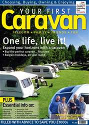 Your First Caravan Magazine Cover